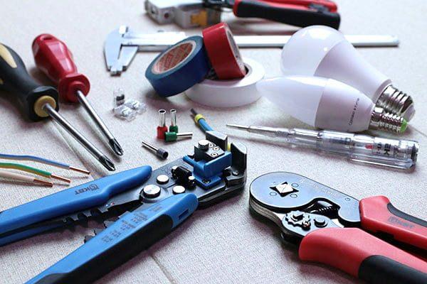 elektriker nørrebro værktøj